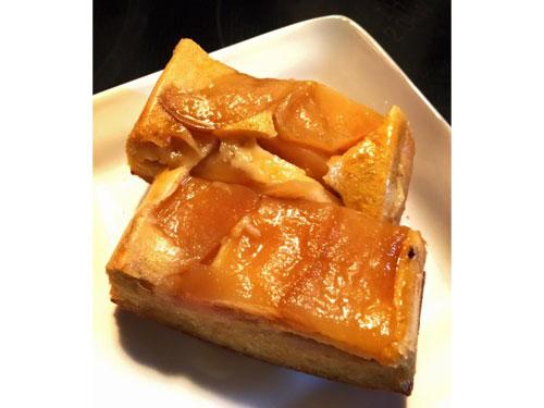 りんごとにんじんのパウンドケーキ